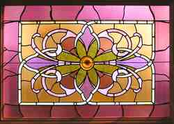 stained glass window kits