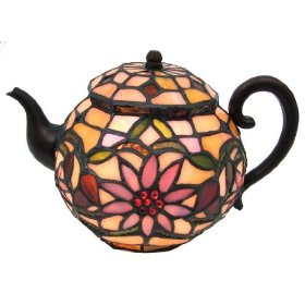 Teapot Stained Glass Kits